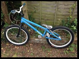Inspired four play trials bike 24 inch - like onza echo hope magura street