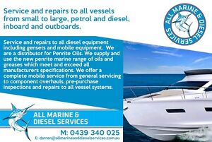 All Marine & Diesel Services Mindarie Wanneroo Area Preview