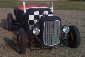 UPDATE!! 1926 MODEL T RETROROD RAT ROD ROADSTER CONVERTIBLE