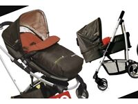Cosatto travel system . Pram . Buggy . Pushchair. Stroller. Travel system