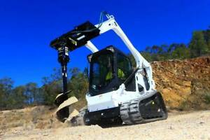 Digga Tractor Post Hole Digger PD3 Series With Free Auger, Frame Molendinar Gold Coast City Preview