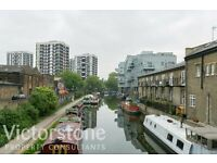 Modern 2 bed on 7th floor next to REGENT CANAL with a private balcony