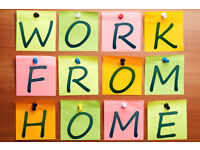 Work From Home Opportunity - Part Time