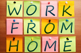 Full / Part Time Flexible HomeWorking Opportunity