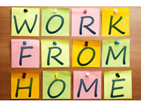 Work From Home Opportunity - Full & Part Time Vacancies