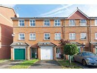 HUGE 4 BED HOUSE WITH GARDEN - TOOTING BEC - £530 PER WEEK!