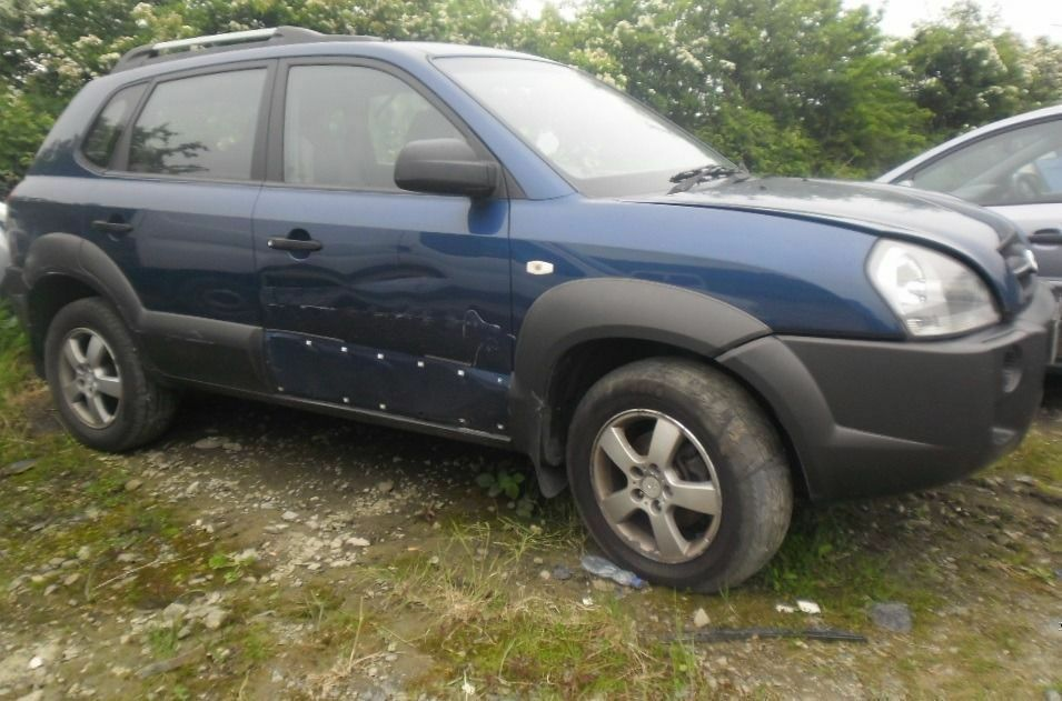 BREAKING 2005 HYUNDAI TUCSON 2L PETROL -- NO TEXTS PLEASE - NEWRY / ARMAGH