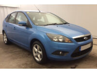 2011 FORD FOCUS 1.8 ZETEC GOOD / BAD CREDIT CAR FINANCE FROM 24 P/WK