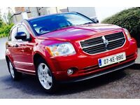 Dodge Caliber 2007 ,1.8 petrol, Irish plates
