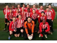 South Manchester Based Football Club looking for players aged 16+ for Saturday AM games