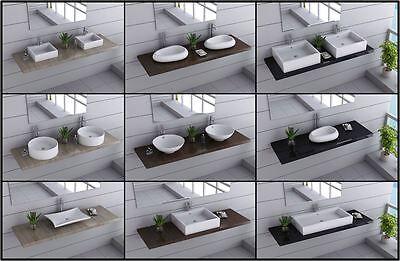 B Ware Designer Badmobel Waschbecken Waschtisch