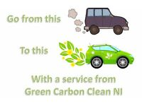 Engine Detox service, Hydrogen Carbon Clean, removing carbon deposits from engines.