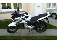 2011 Honda Cbf 125 - Excellent condition - Freshly serviced and ready to go.