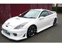 stunning toyota celica 1.8 automatic