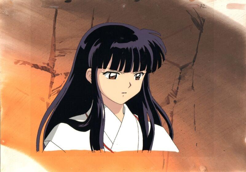 Anime Cel Inuyasha #105