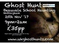 Ghost hunt exclusive