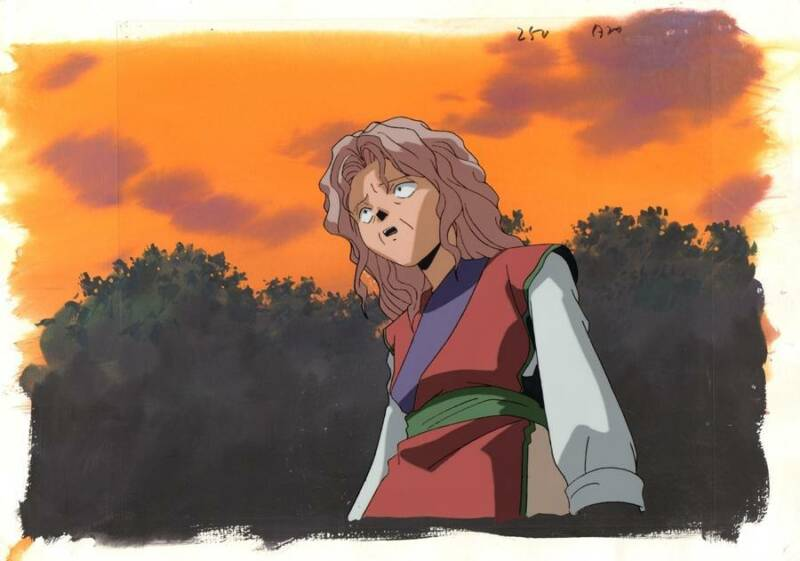 Anime Cel Yu Yu Hakusho #94
