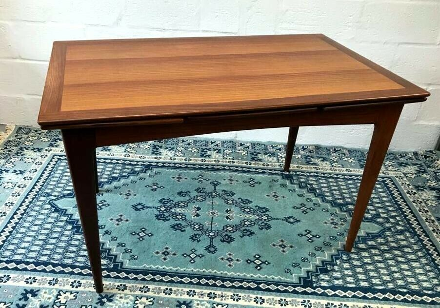 Tremendous Superb Mid Century 1960S Extending Fonseca Dining Table Younger John Herbert In Newport Road Cardiff Gumtree Download Free Architecture Designs Aeocymadebymaigaardcom