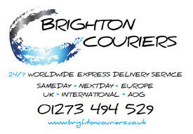 QUALITY SAMEDAY COURIER WORK AVAILABLE. OWNER DRIVERS URGENTLY NEEDED