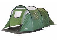 NEW still sealed Trespass 5 man tent cost £130 from Argos