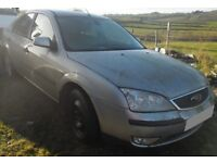 BREAKING 2005 FORD MONDEO 2L DIESEL TDI-- NO TEXTS PLEASE - NEWRY / ARMAGH