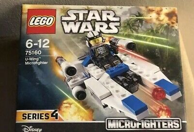 LEGO STAR WARS MICROFIGHTERS SERIES 3 75160  NEW. SEALED Rare Retired