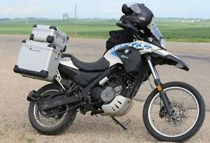 2013 BMW G650GS Sertao Kyneton Macedon Ranges Preview
