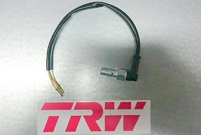 Bremslichtschalter mit Hohlschraube / Gewinde M 10 x 1,25, TRW MCF936
