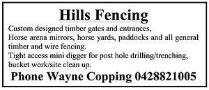 Hills Fencing Murray Bridge Murray Bridge Area Preview