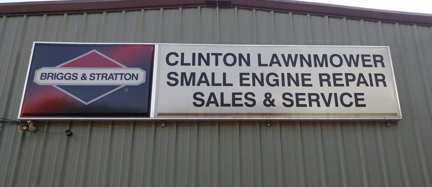 Clinton Lawnmower Small Engine