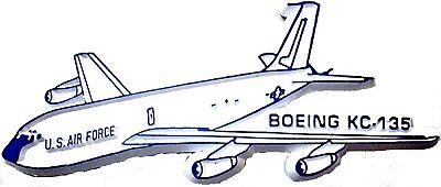 Air Force Boeing KC-135 Fridge Magnet Air Force Kc 135