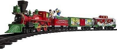 Lionel Disney Mickey Mouse Express Batterypowered Model Train Set Ready to Play