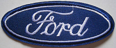 AUFNÄHER  PATCH  FORD  V8  USA   WESTERN   COUNTRY - Ref.21