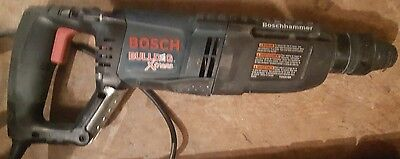 Bosch 11255vsr Bulldog Xtreme Sds-plus 1 Var. Speed Rotary Hammerdrill - N6334