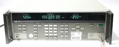Fluke 6061a 10 Khz - 1050mhz Synthesized Signal Generator