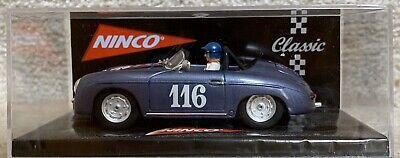 "Ninco slot cars 1/32.  50206  Porsche 356 A. ""Sebring"". 50206."