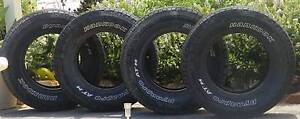 Off Nissan Patrol Hankook DynaPro ATM Tyre P265/70 R17 Snowtown Wakefield Area Preview