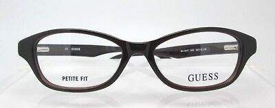 Guess 2417 048 49-15 Glasses Eyeglasses Optical Frames Eyewear Petite (Petite Fit Eyeglasses)