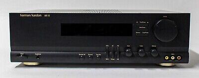 Harmon Kardon AVR 10 Surround Audio Video Sound Receiver for sale  Shipping to India