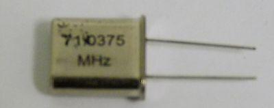 Crystals  (71.0375)for BDIX/KING KX170B & KX175B SMO/BD SUB-ASY NEW $55 EACH