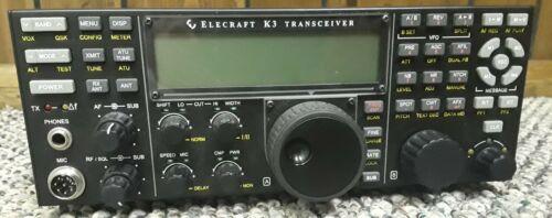 Elecraft K3 Transceiver - Factory Serviced - Loaded!