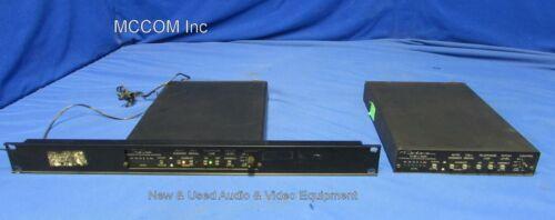 "Telos ""The Link""  Intercom to Telephone Interface Qty 2 w/ 1 power supply"