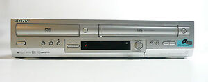 Sony SLV-D950 DVD Player  VCR VHS Recorder Combo