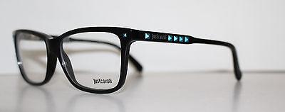 JUST CAVALLI JC0624 001 BLACK Designer Optical Eyeglass Frame For Women