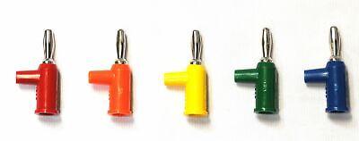 Pomona 6545 Banana Plug 1825 Red Black Orange Green Yellow Blue 10pack New