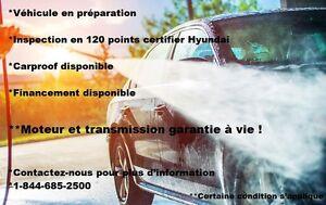 2017 Hyundai Santa Fe Sport LIMITED CUIR TOIT GPS AWD 2.0L TURBO
