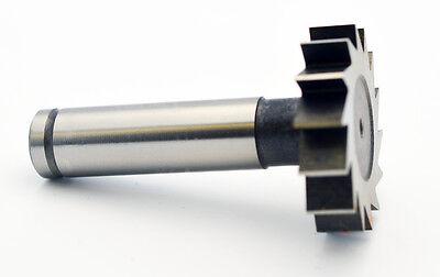 """5//8/"""" Diameter 3//64/"""" Wide HSS KeySeat Cutter Moon Cutter #NWKY62-364 USA"""