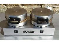Dualit contact toaster