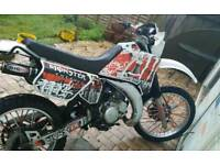Dtr125 for sale just ran out of mot L@@K