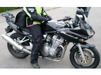 Suzuki GSF600 Bandit 2002 with MOT in regular use. All reasonable offers considered poss exhange
